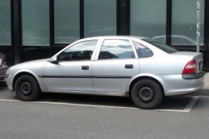 Opel Vectra B Seite