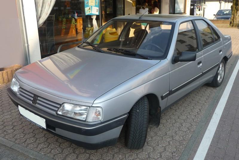 Peugeot 405 - keine Baugruppe ohne Mängel