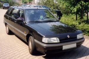 Renault 21 Nevada Frontansicht