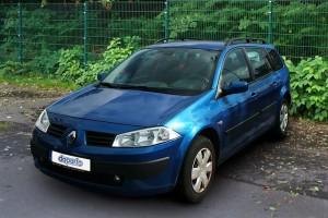 Renault Megane II Grandtour Typ M
