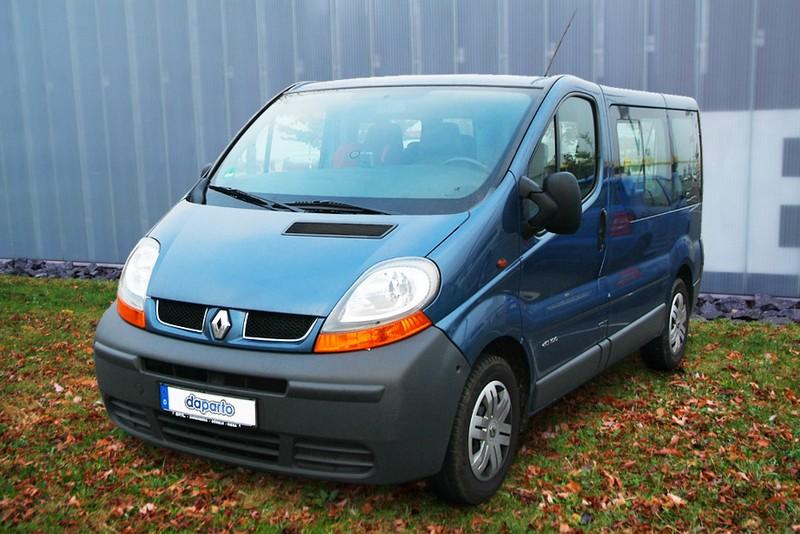 Renault Trafic - leider nicht sehr langlebig