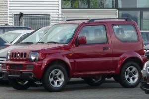 Suzuki Jimny Seite
