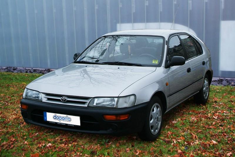 Toyota Corolla E10 - vielfältig und zuverlässig