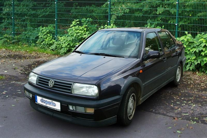 VW Vento - neuer Name, altes Prinzip