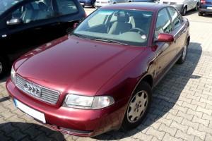 Audi A4 B5 Front