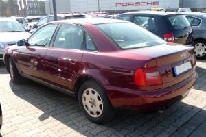 Audi A4 B5 Heck