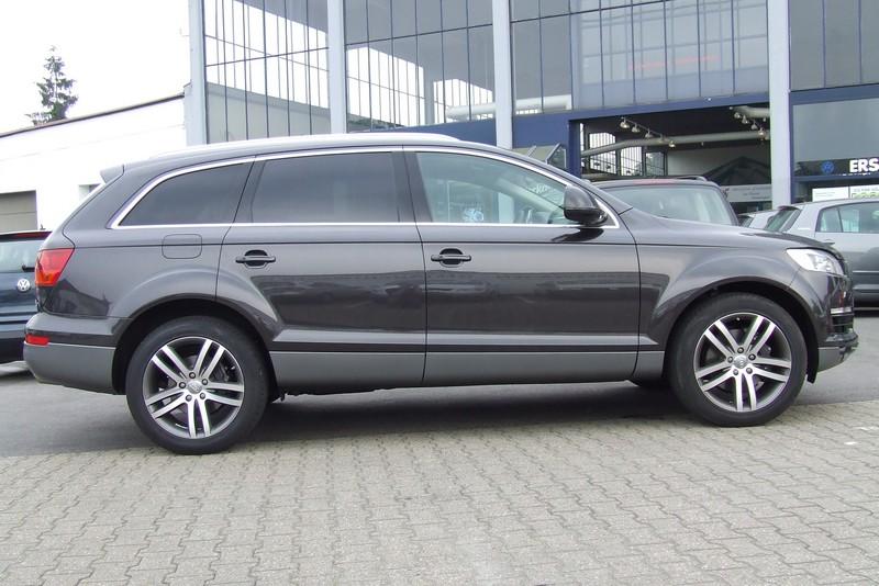 Audi Q7 - der Über-SUV