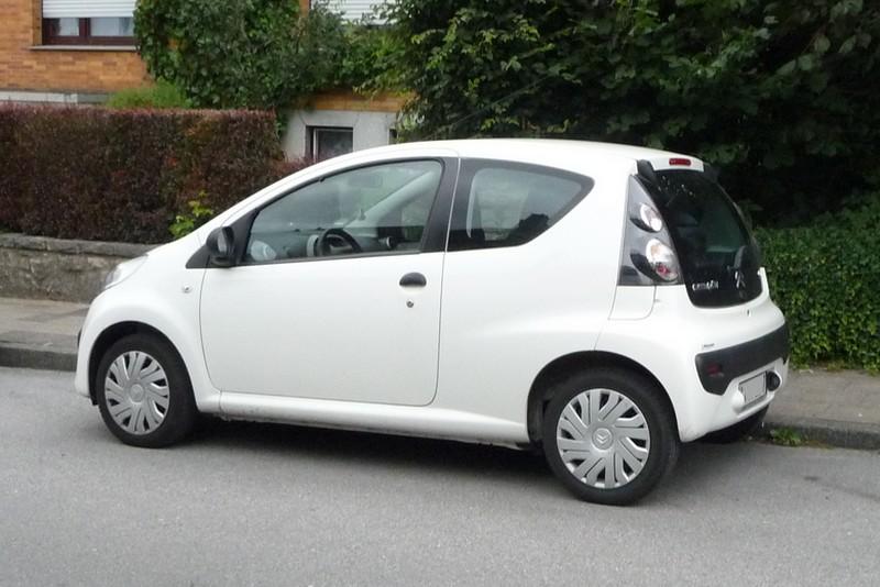 Citroën C1 - Gemeinschaftsproduktion mit Fehlern