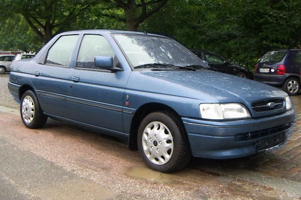 Ford Orion - der Escort als hierzulande erfolgloses Stufenheck