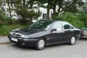 Lancia Kappa Limousine Front