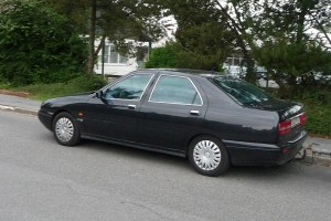 Lancia Kappa Limousine Heck