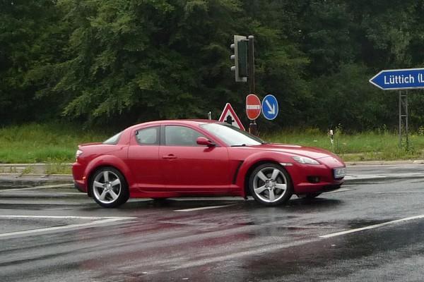 Mazda RX-8 - ein schweres Erbe