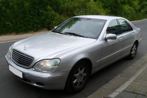 Mercedes-Benz S-Klasse W 220 - beliebter als der Vorgänger