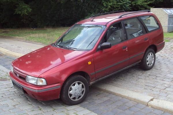 Nissan Sunny - Vernunftsauto mit Rostproblem