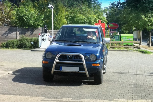 Nissan Terrano II - Schwachstelle Kupplung