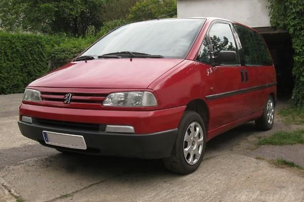 Peugeot 806 - Qualität verzweifelt gesucht!