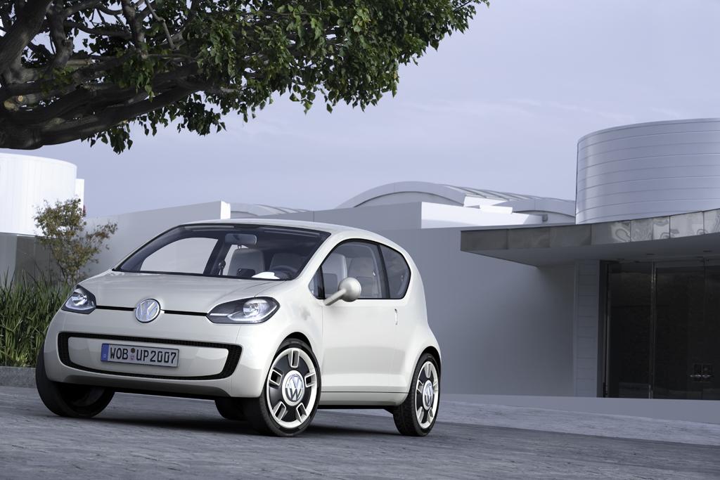 VW Up: Kleinwagen kommt Ende 2011