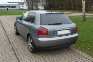 Audi A3 Typ 8L Front