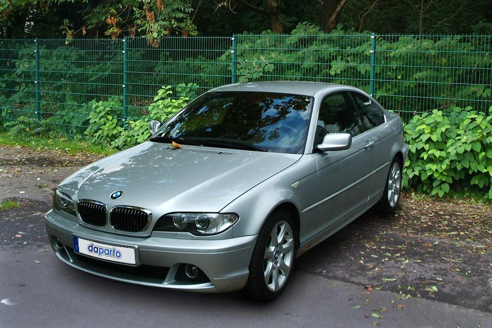 BMW 3er E46 - wenn nur die Achsprobleme nicht wären