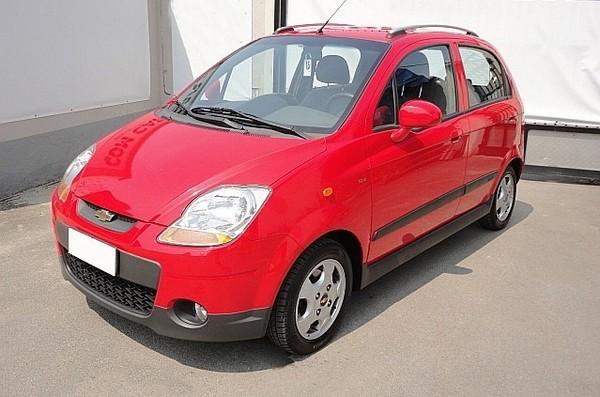 Daewoo Matiz / Chevrolet Matiz - leider nicht haltbar