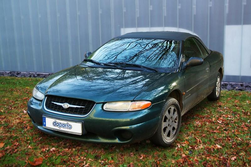 Chrysler Stratus - selten, aber in puncto Mängeln nicht unbekannt