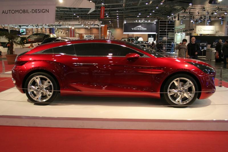 Citroën GQ Konzeptfahrzeug - leider keine Serienfertigung geplant