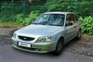 Hyundai Accent II LC