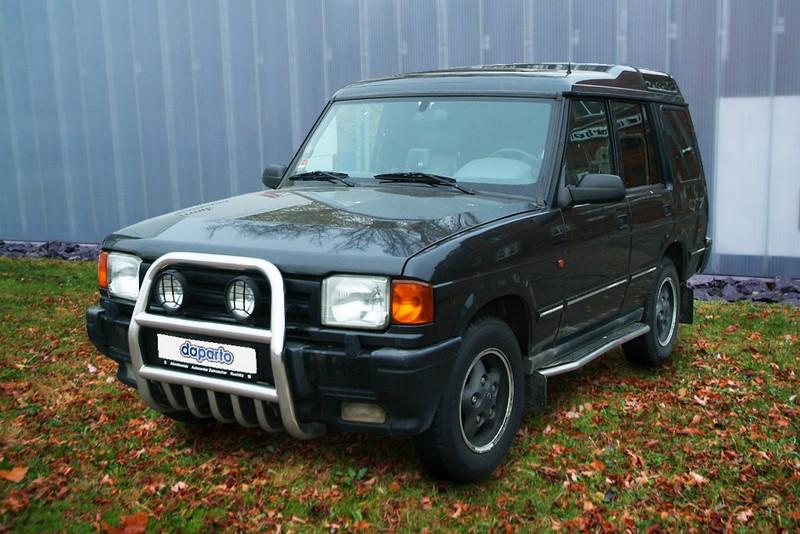 Land Rover Discovery Serie I - erfolgreicher Lückenfüller