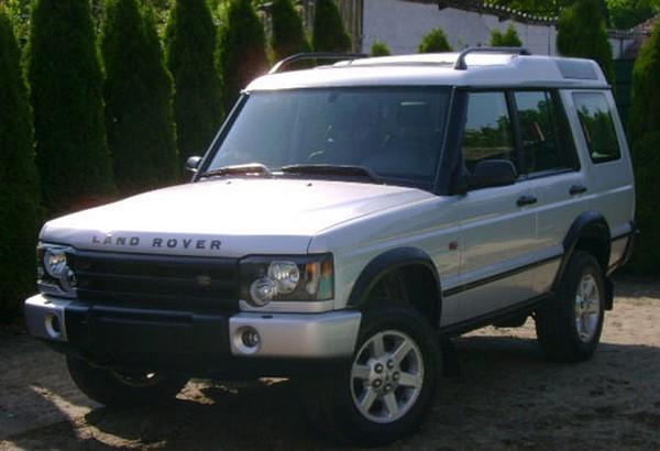 Land Rover Discovery Serie II - langsam luxuriöser