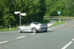 Lotus Elise S1 Seite