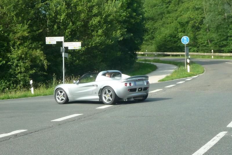 Lotus Elise S1 - 120 PS auf 700 kg = Fahrspaß pur!
