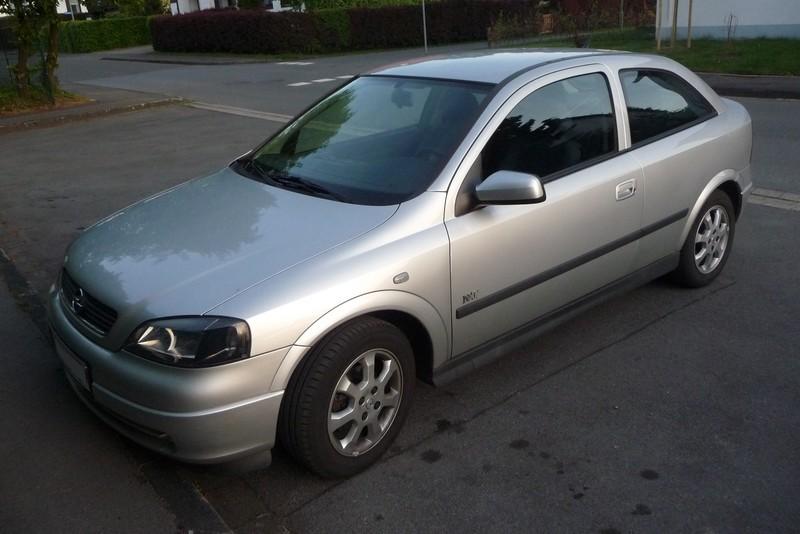 Opel Astra G - deutlich besser als sein Vorgänger