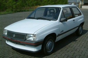 Opel Corsa A Vorfacelift