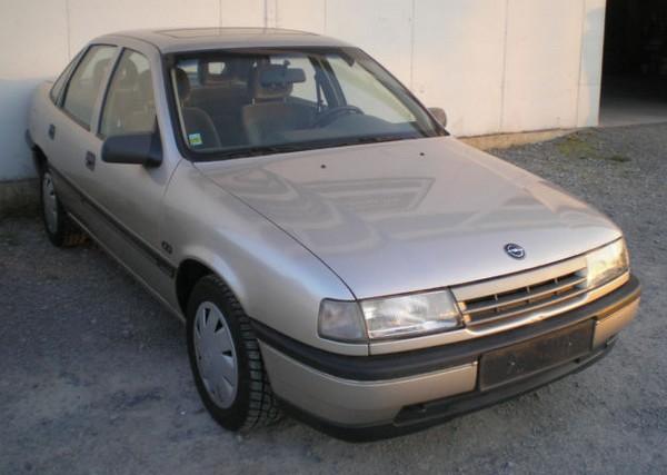 Opel Vectra A - dem Preis entsprechend