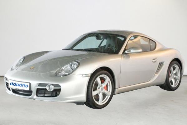 Porsche Cayman - ein Baby-911?