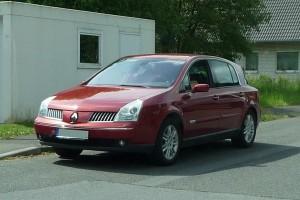 Renault Vel Satis Phase I