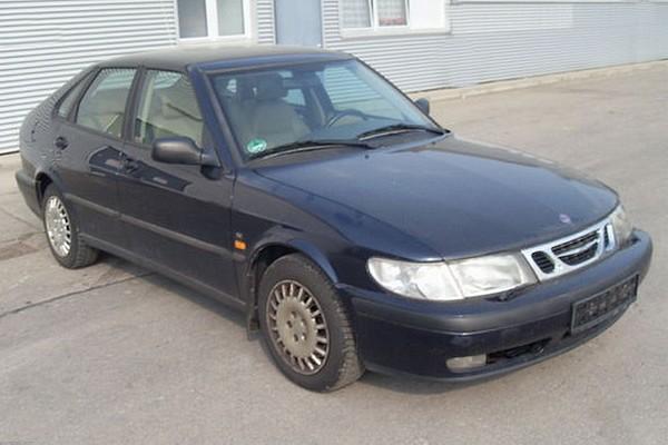 Saab 9-3 I - ein getarnter Opel