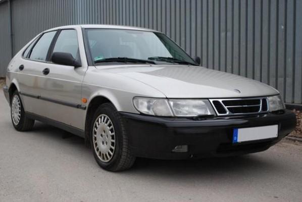 Saab 900 II - es gibt auch unzuverlässige Schweden