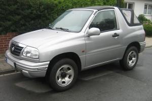 Suzuki Grand Vitara Cabriolet