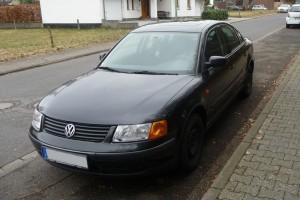 VW Passat B5 3B Limousine Front