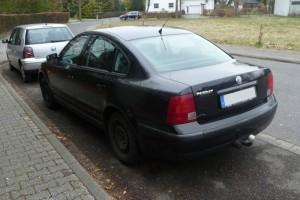 VW Passat B5 3B Limousine Heck