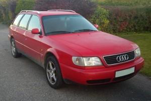 Audi A6 Avant Typ C4