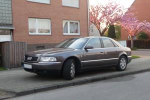 Audi A8 Typ D2 / 4E Front