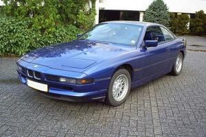 BMW 8er E31 Front