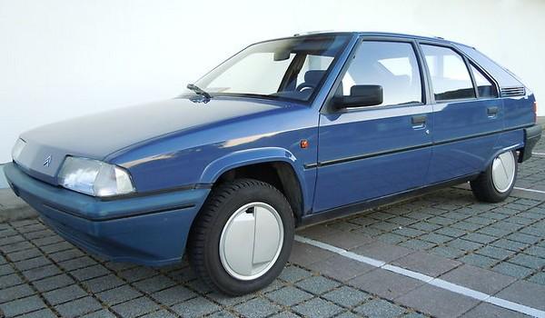 Citroën BX - futuristisches Design vs. haufenweise Mängel