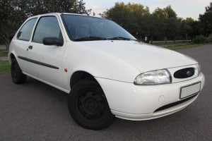 Ford Fiesta '96 Front