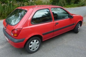 Ford Fiesta '96 Heck
