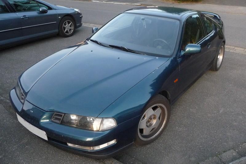 Honda Prelude IV (BB) - hinter den Erwartungen