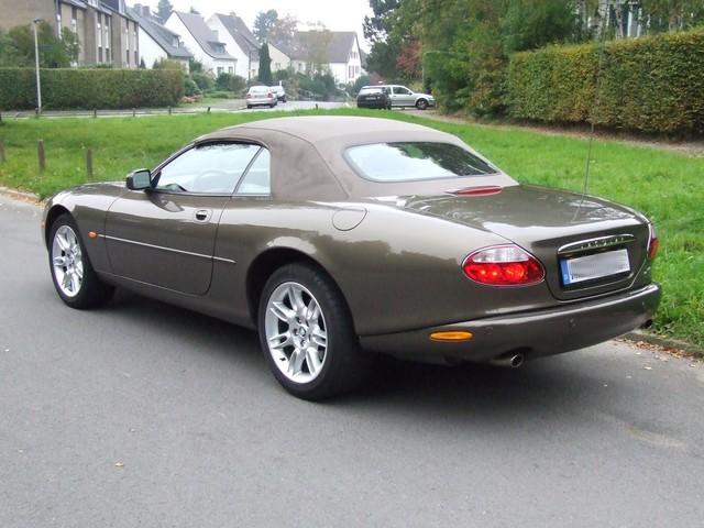 Jaguar XK8 und XKR (X100) - Ford lässt grüßen