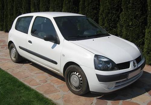 Renault Clio II (Typ B) - als Neuwagen noch in Ordnung